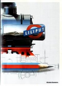 Liliput | 1988| H0e, H0 | 82 Seiten | (c) Liliput