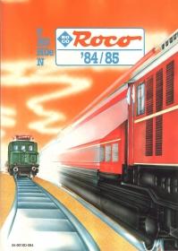 ROCO | 1984 / 1985 | N, H0e, H0, 0 | 196 Seiten | (c) ROCO