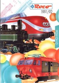 ROCO | 1991 / 1992 | H0e, H0, 0 | 212 Seiten | (c) ROCO