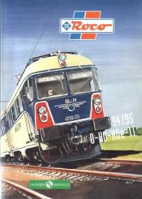 ROCO | inkl. Sachsen Modelle | 1994 / 1995 | TT, Hoe, H0, 0 | 268 Seiten | (c) ROCO