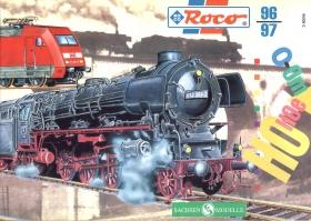 ROCO | inkl. Sachsen Modelle | 1996 / 1997 | H0e, H0, 0m, 0 | 312 Seiten | (c) ROCO