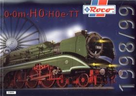 ROCO | 1998 / 1999 | TT, H0e, H0, 0m, 0 | 324 Seiten | (c) ROCO