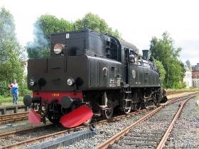 Angelner Dampfeisenbahn | 1916 | Süderbrarup | 29.07.2007 | (c) Uli Kutting