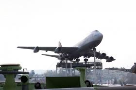 Ich heb' ab... / Boeing 747