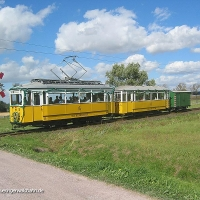 Thüringer Waldbahn und Straßenbahn Gotha