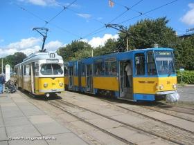 TWSB | Tw 305 | Tw 395 | Hauptbahnhof | 12.10.2004 | U. Kutting