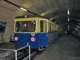 Zugspitzbahn | Beh 4/4 1 | Bergstation Gletscherbahnhof Zugspitzplatt | 16.03.2003 | (c) Uli Kutting